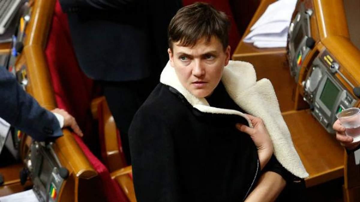 Зрада скасовується. ЗМІ дізнались цікаву інформацію про співпрацю Савченко з СБУ