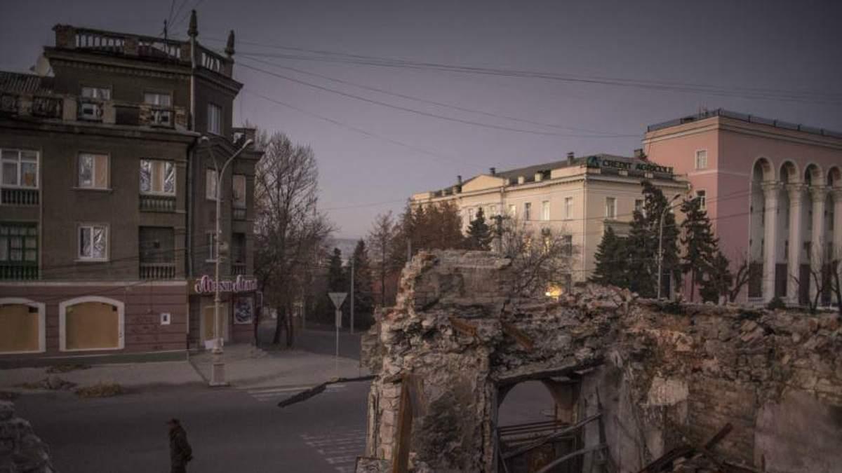 Улицы Луганска