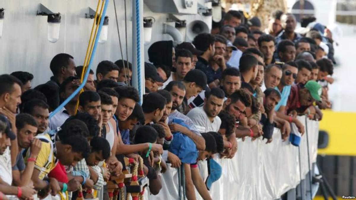 З початку року до ЄС прибули 350 тисяч мігрантів