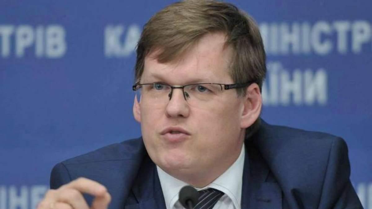 """Віце-прем'єр каже, що про засідання Кабміну щодо """"Приватбанку"""" нічого не чув"""