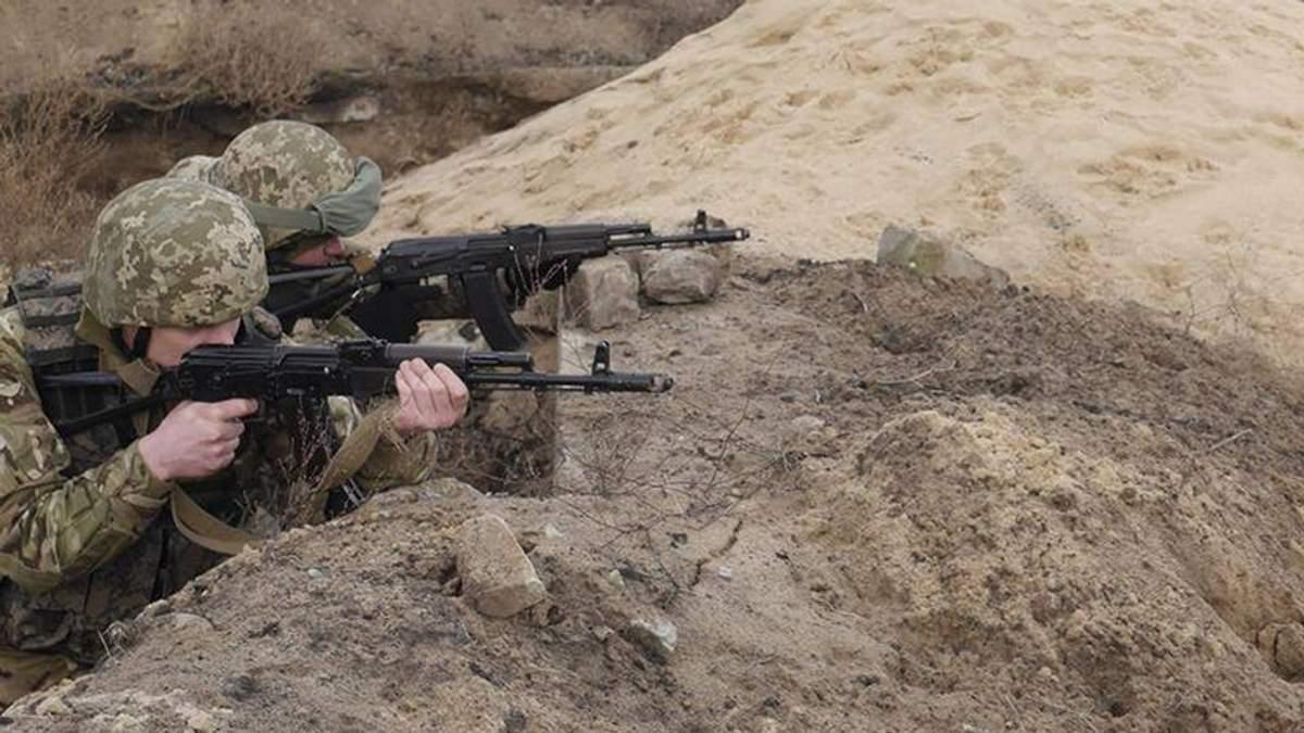 Боевики наращивают силу у Светлодарской дуги, – штаб АТО
