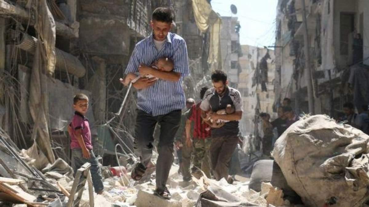 Запад слишком слаб и безхребетен, чтоб реагировать на действия России в Алеппо