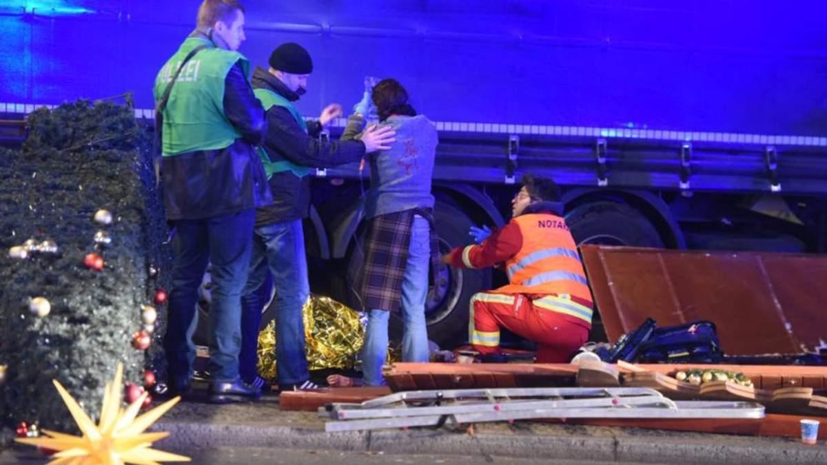 Нові подробиці теракту на різдвяному ярмарку у Берліні