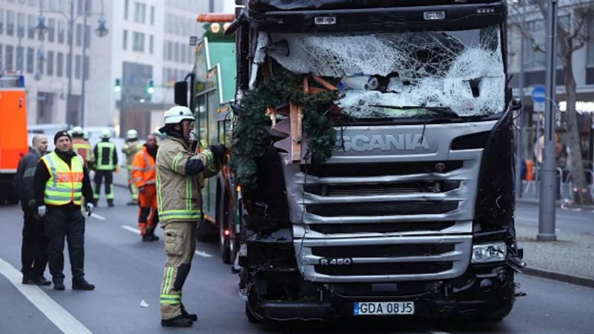 В генпрокуратурі Німеччини озвучили мотиви теракту у Берліні