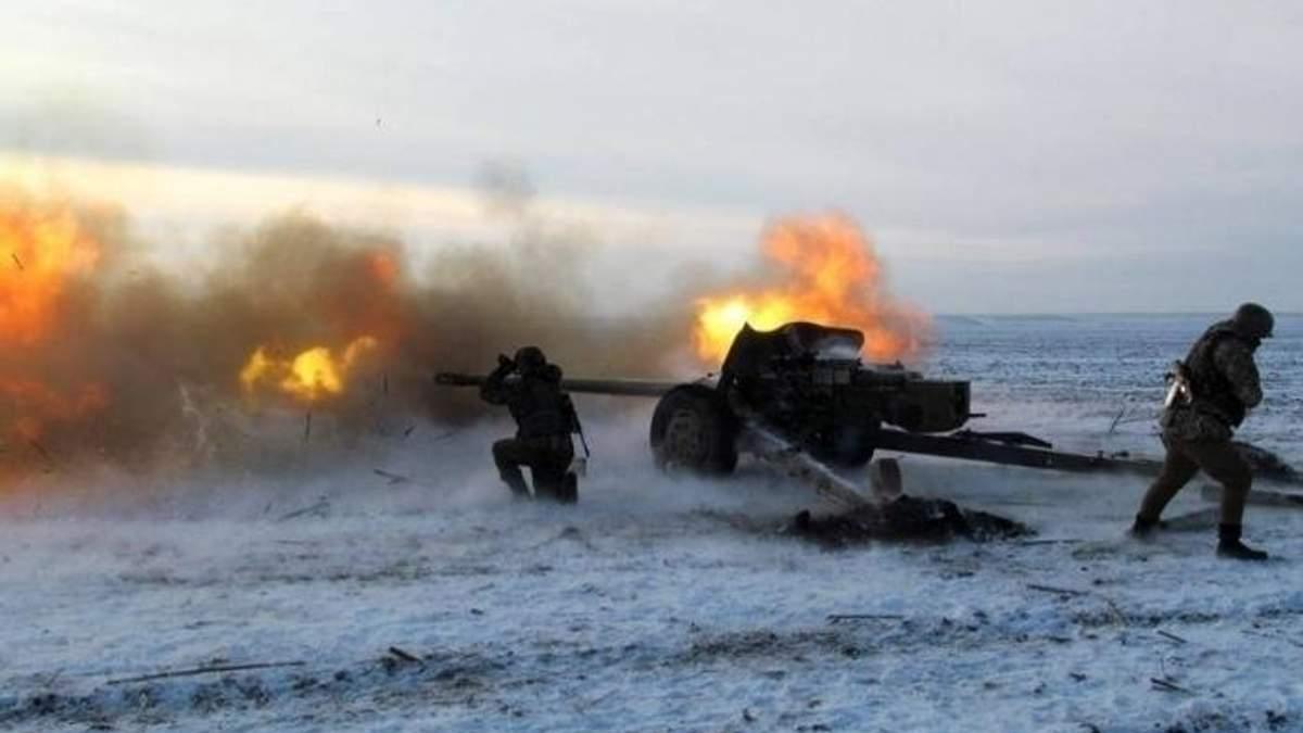 Ожесточенные бои продолжаются на Донбассе