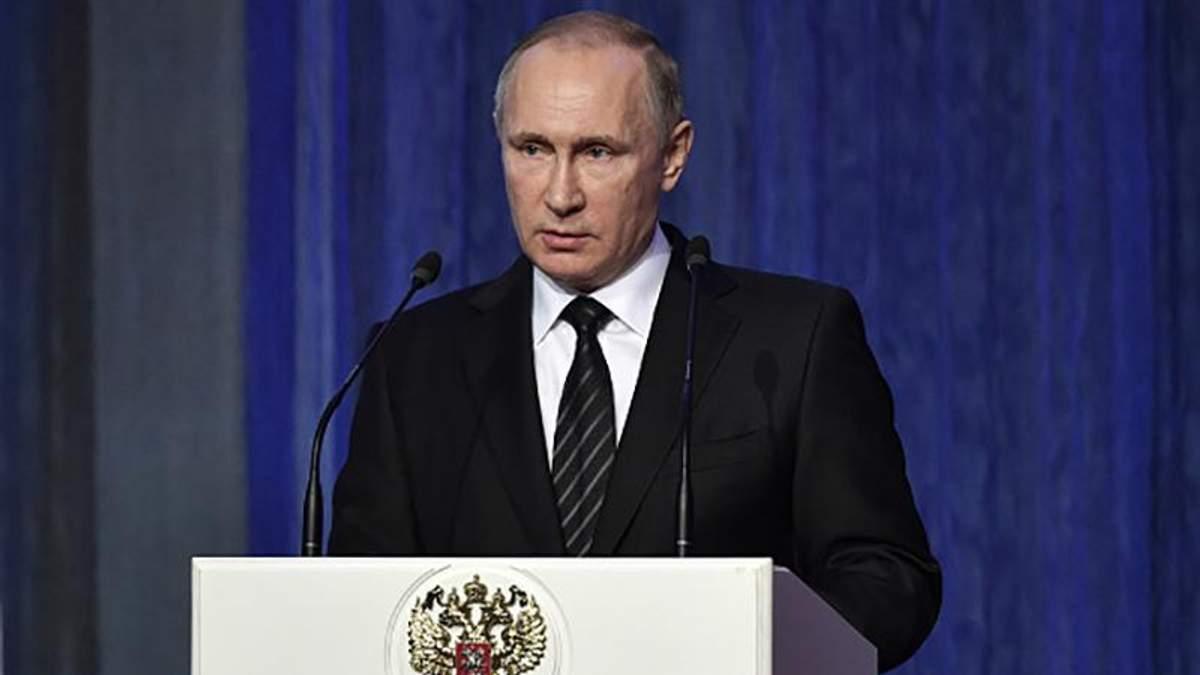 Советский Вова Путин