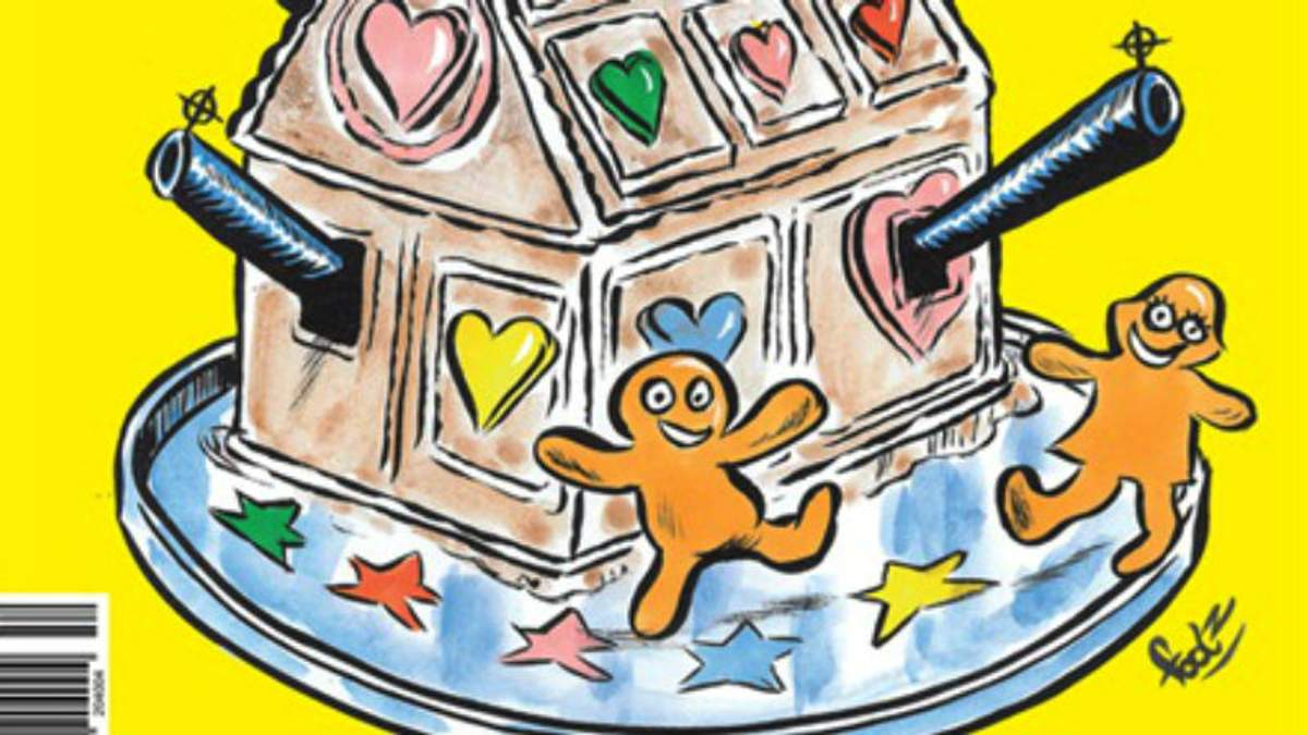 Charlie Hebdo опублікував карикатуру на теракт у Берліні