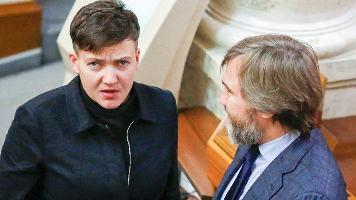 """Оновлена делегація ПАРЄ: замість Савченко – Новинський і депутат від """"БПП"""""""