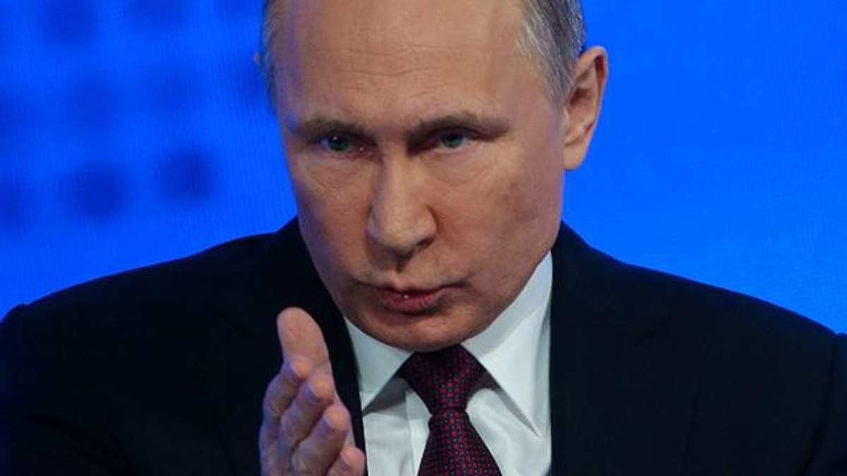 """Обмін """"всіх на всіх"""" не влаштовує жителів Донбасу, – Путін"""