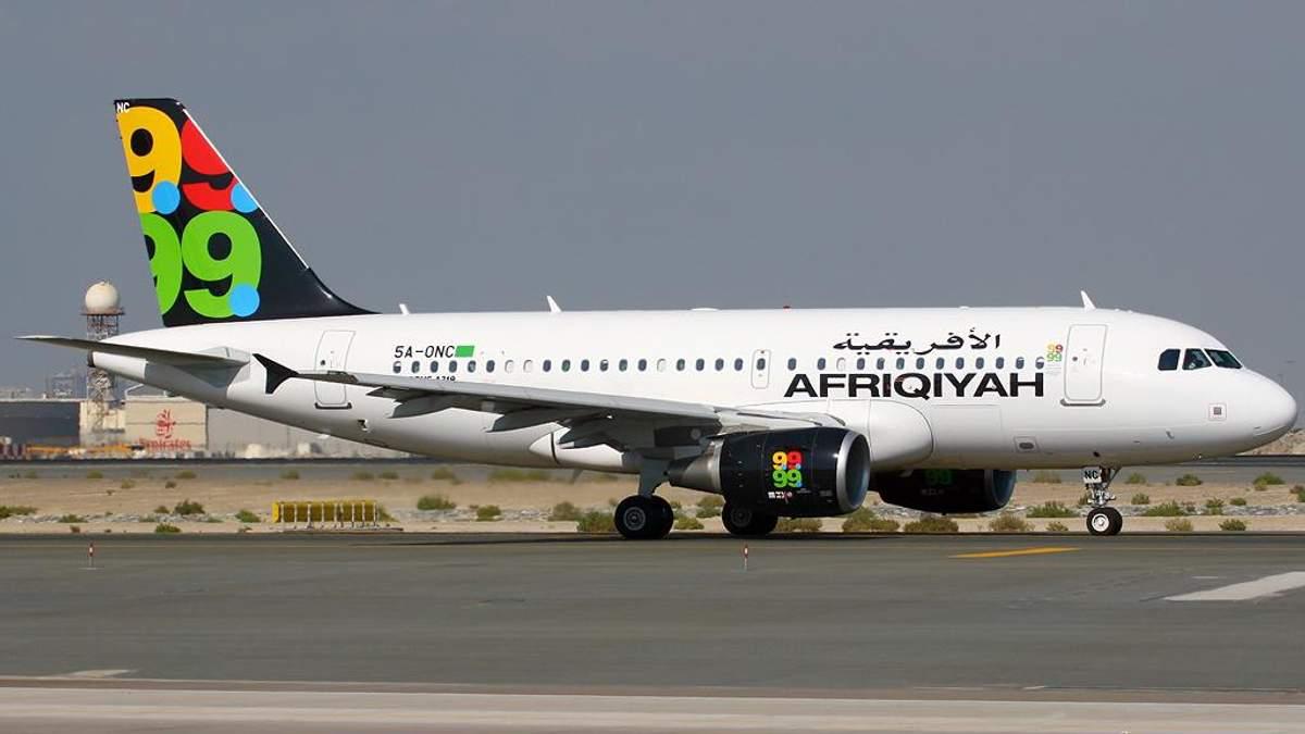 Невідомі викрали літак з пасажирами на борту