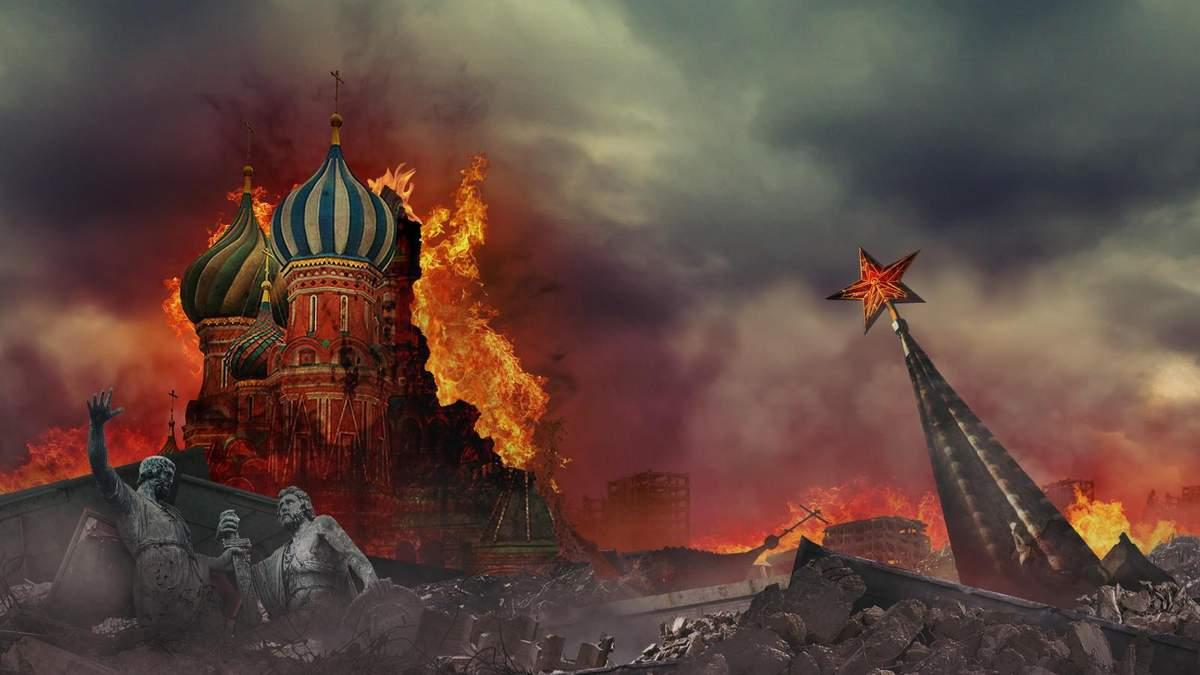 Деревни вымирают, народ спивается: Путин, жги дальше!