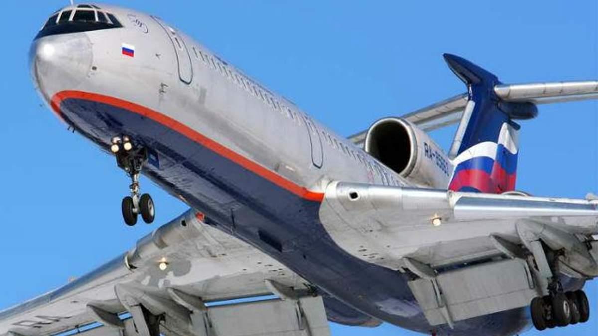 Літак Міноборони Росії, що летів у Сирію, впав у Чорне море, – журналіст
