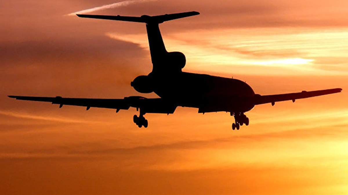 В России прокомментировали возможность теракта на самолете Ту-154