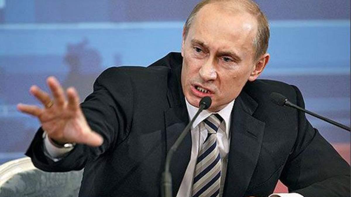 Больше нет никакой Российской Федерации, есть только паханат, возглавляемый Путиным и его ОПГ