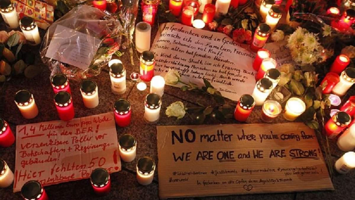 Теракт в Берлине: появилась новая деталь