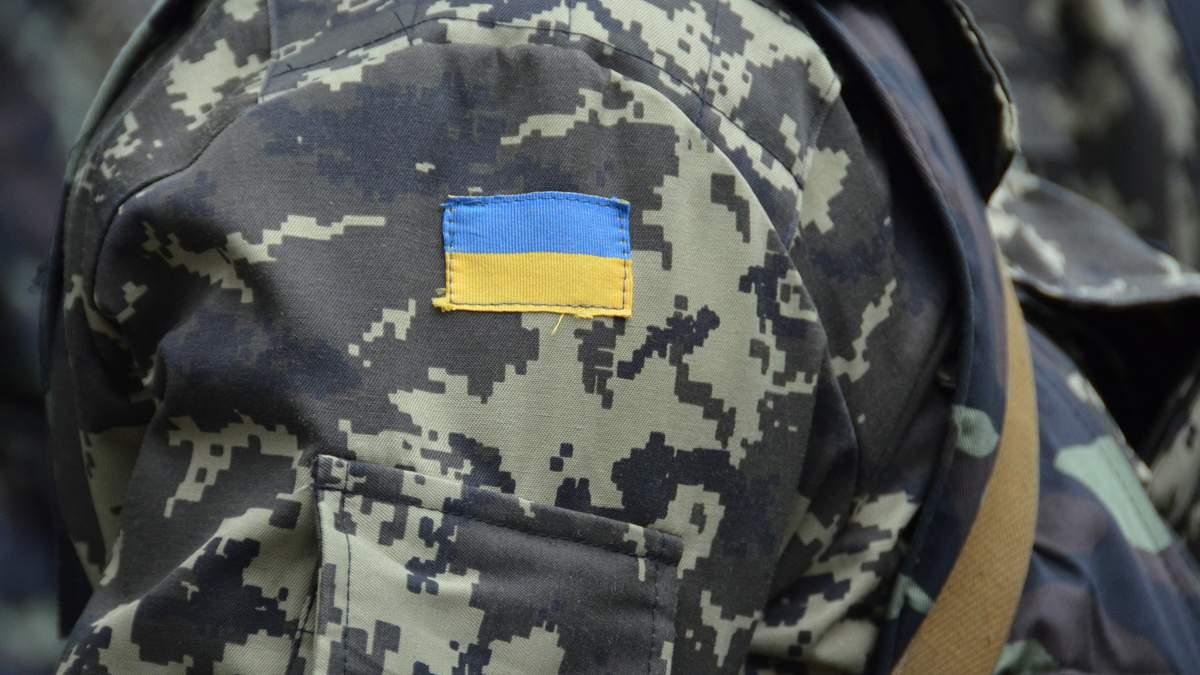 Військовий АТО перерізав собі горло у Харкові