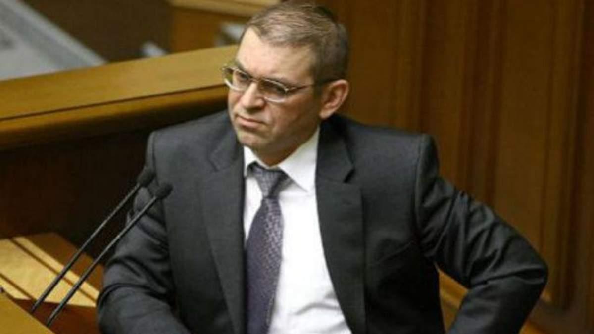 На нардепа Пашинського напав невідомий: він підстрелив свого нападника