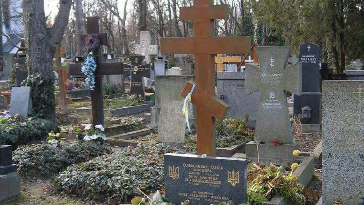 У Чехії виник скандал довкола могили відомого українського поета