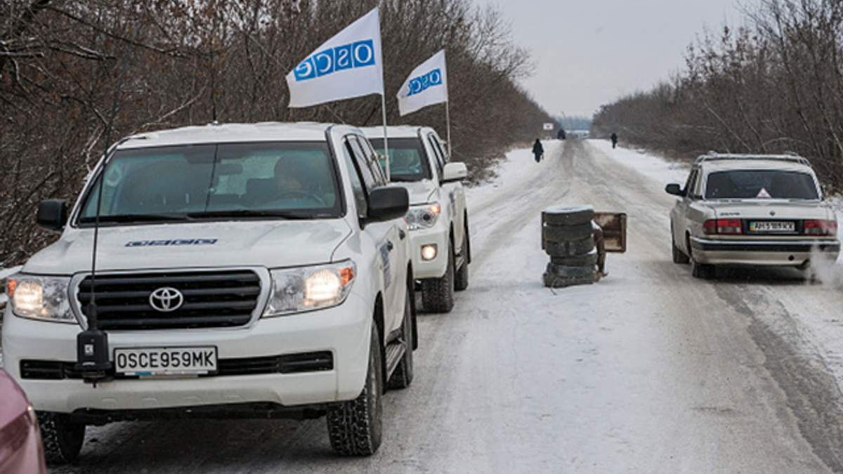 Офицеры России в миссии ОБСЕ – это кадровые работники ГРУ или ФСБ, – генерал-майор