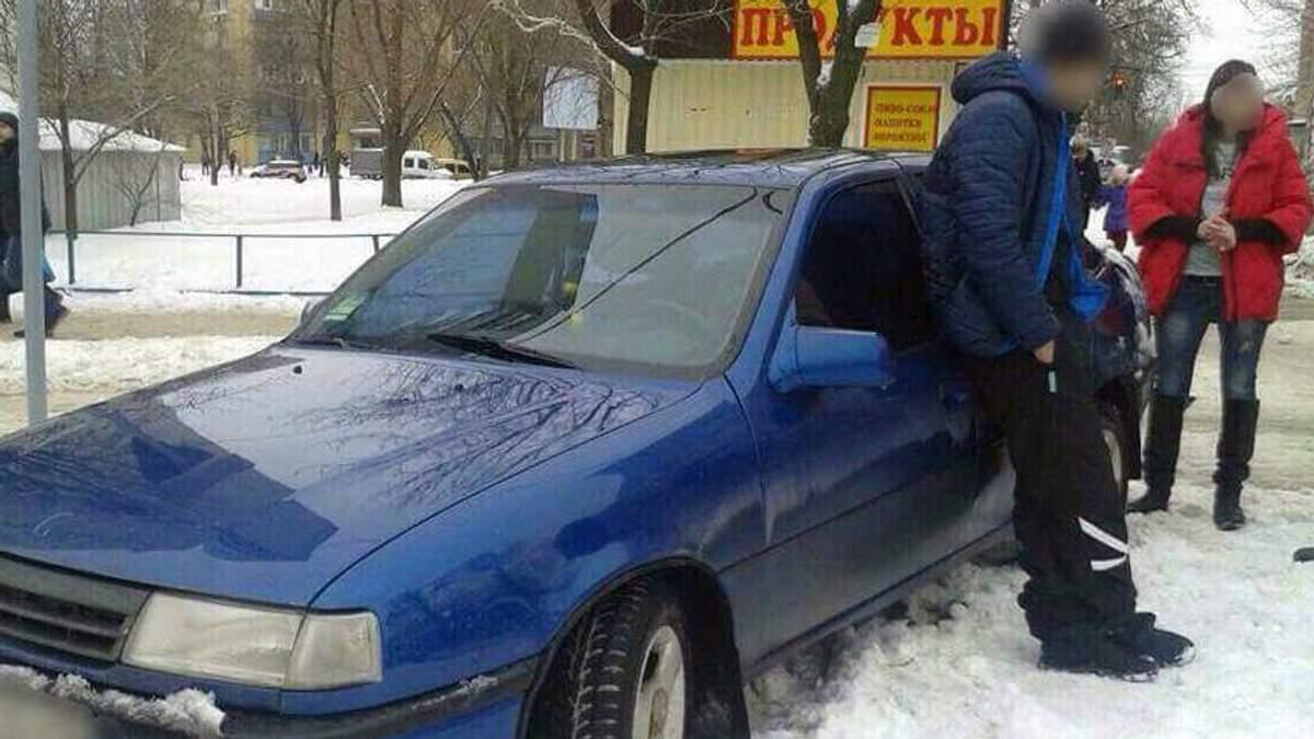 У Харкові невідомі викрали жінку, щоб обміняти її на автомобіль