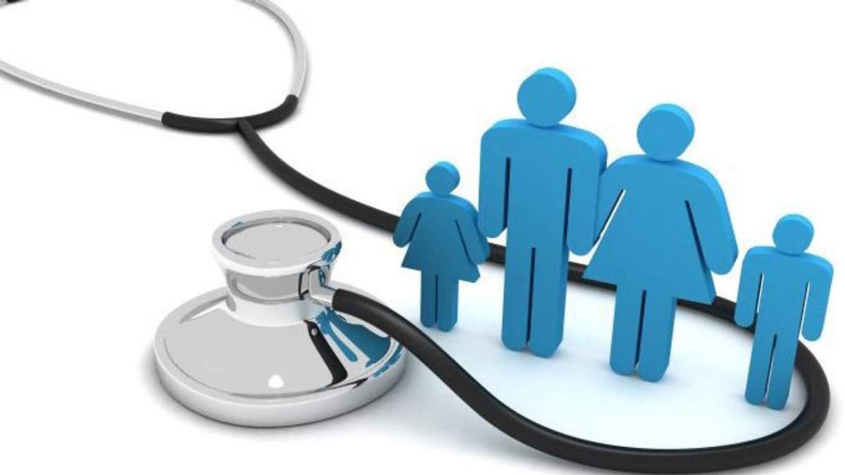 Систему охорони здоров'я виводитимуть з коми, – Гройсман