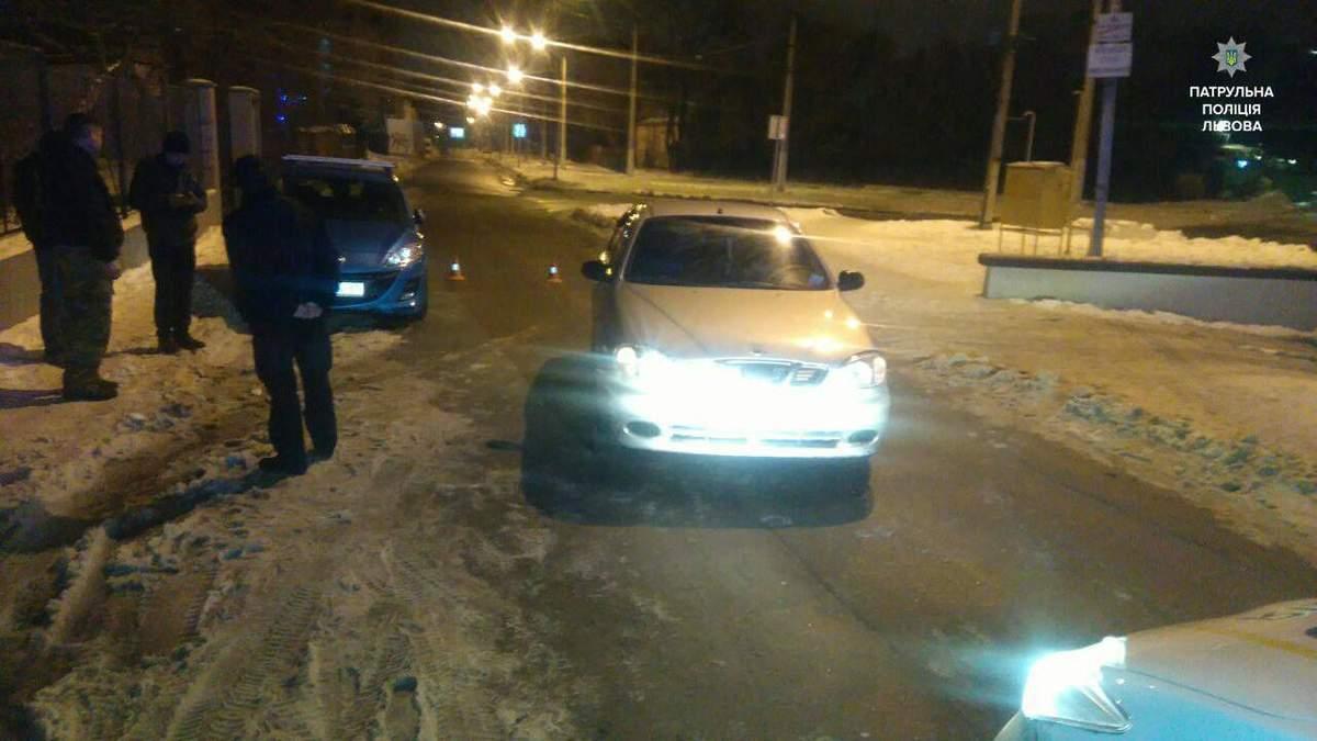 Львівський водій тричі за одну ніч попався п'яним за кермом