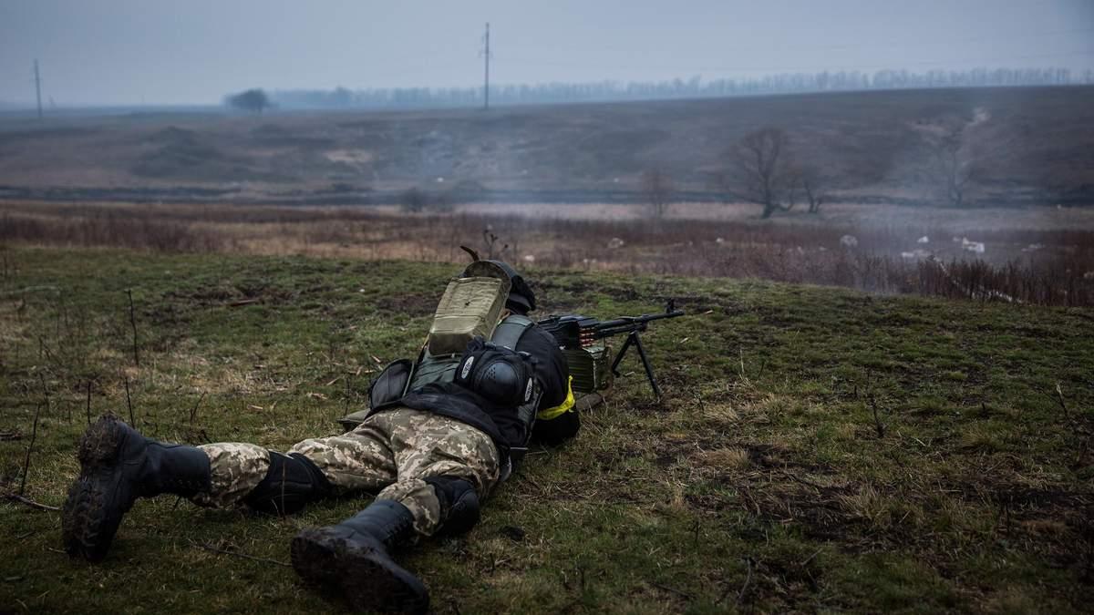 Боевики пошли штурмом возле  Авдеевской промзоны: Украина понесла потери