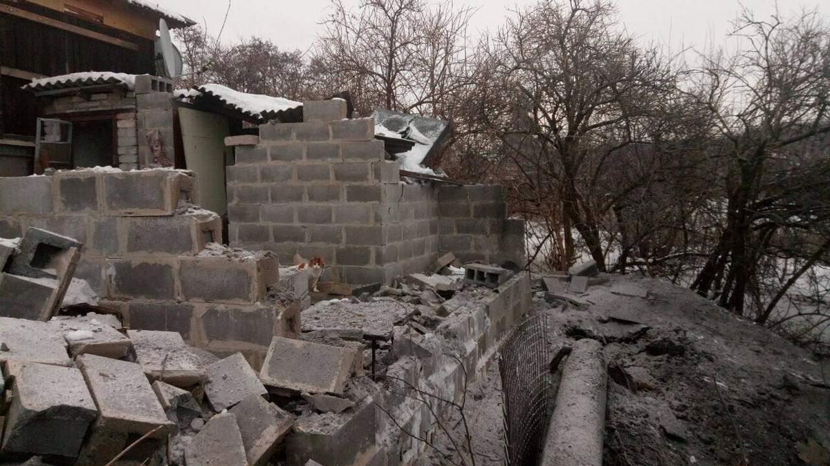 Бої біля Авдіївки: місто знеструмлене