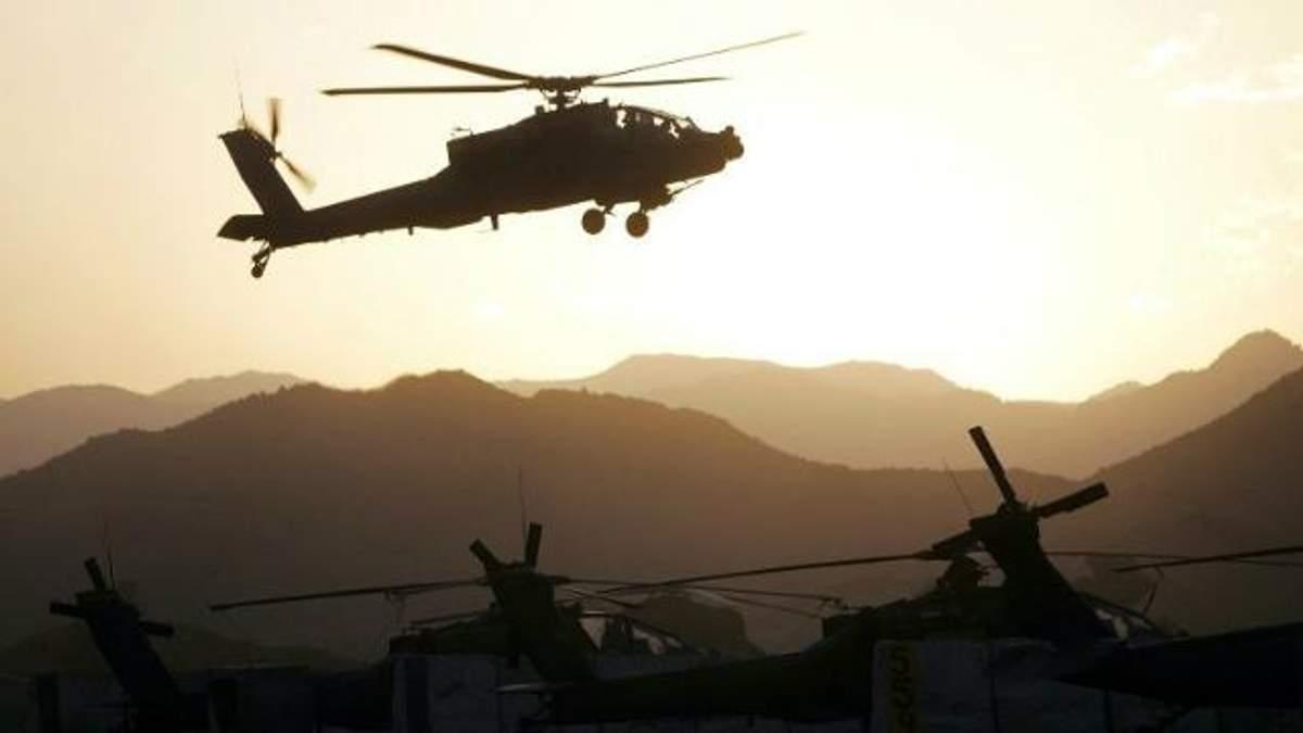 """Військові США провели спецоперацію проти бойовиків """"Аль-Каїди"""""""