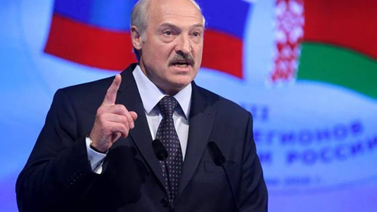 Лукашенко гостро розкритикував Росію за міжнародні договори
