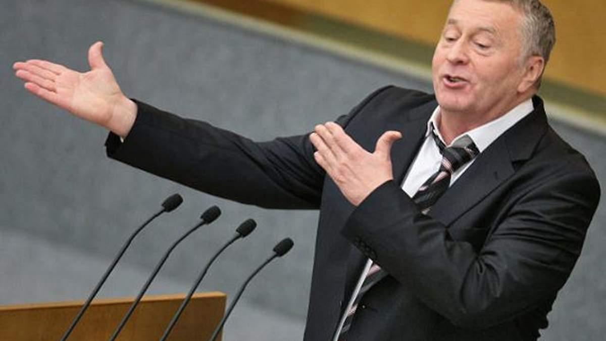 Жириновский предложил присоединить Беларусь к России