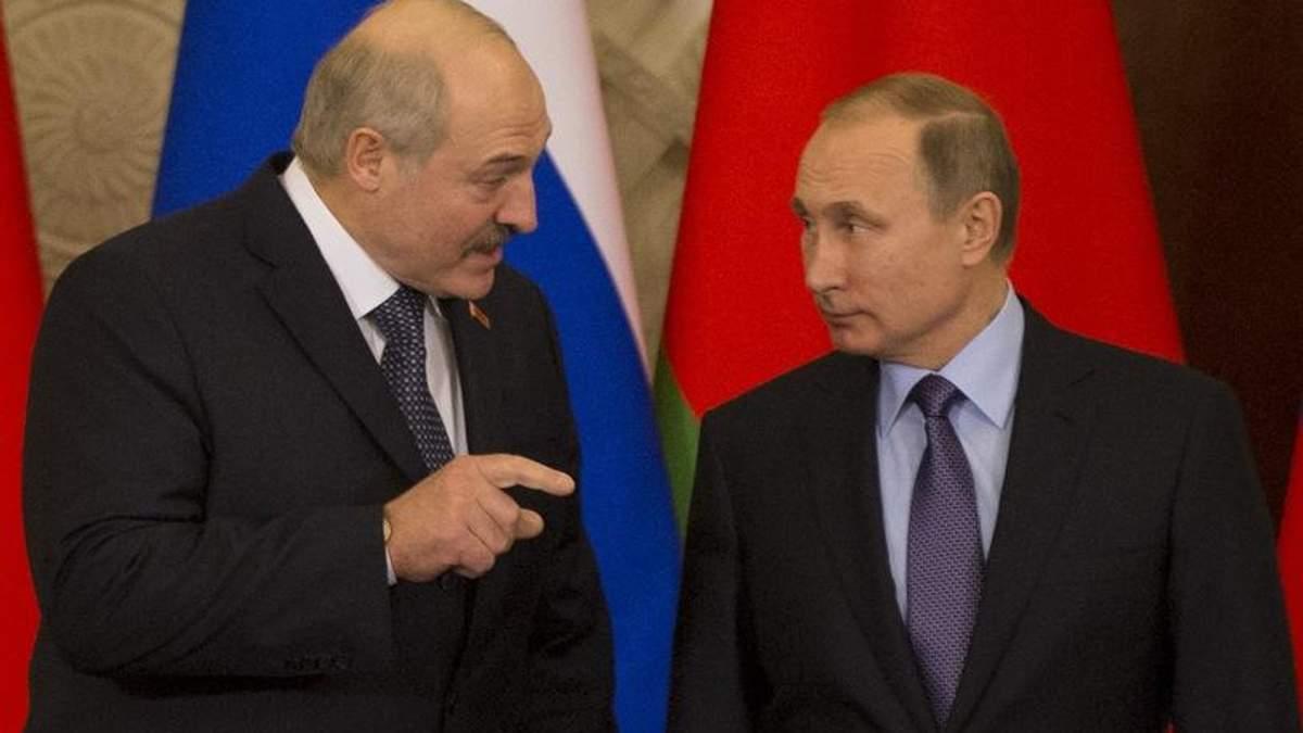 Сварка Лукашенка з Путіним: чаша терпіння переповнилась?