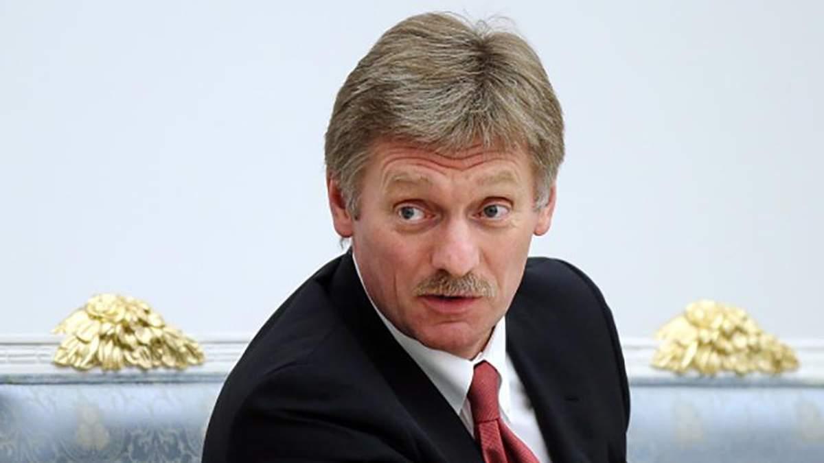 """У Путина сделали заявление относительно убийства """"Гиви"""""""