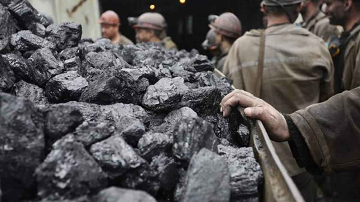 Украине не надолго хватит угля, если введут чрезвычайное положение