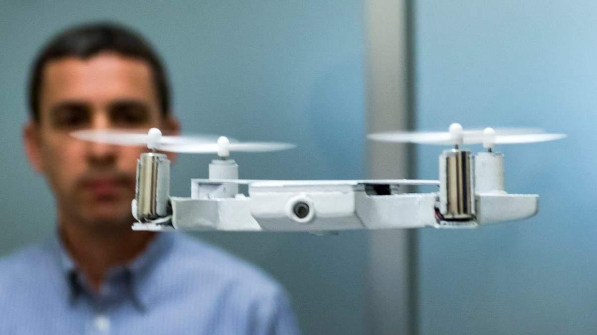 Как выглядит дрон-камера, которая поможет сделать впечатляющие селфи