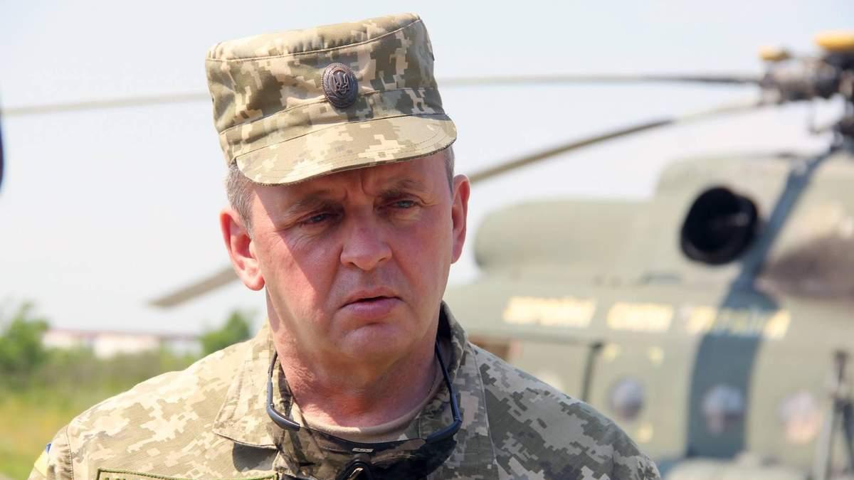 Муженко дал разрешение военным открывать огонь по боевикам