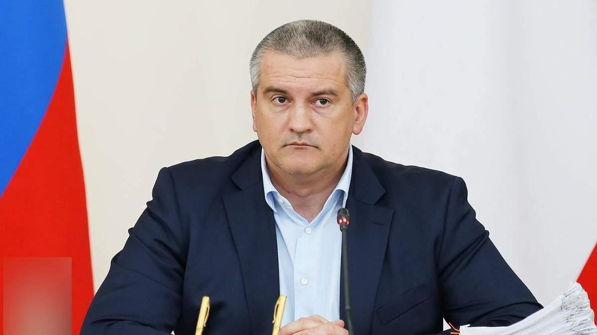 Сепаратист Аксенов поблагодарил Чуркина за помощь в аннексии Крыма