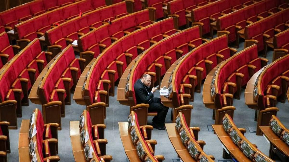 """Советник из """"Рошена"""" может занять место в Раде"""