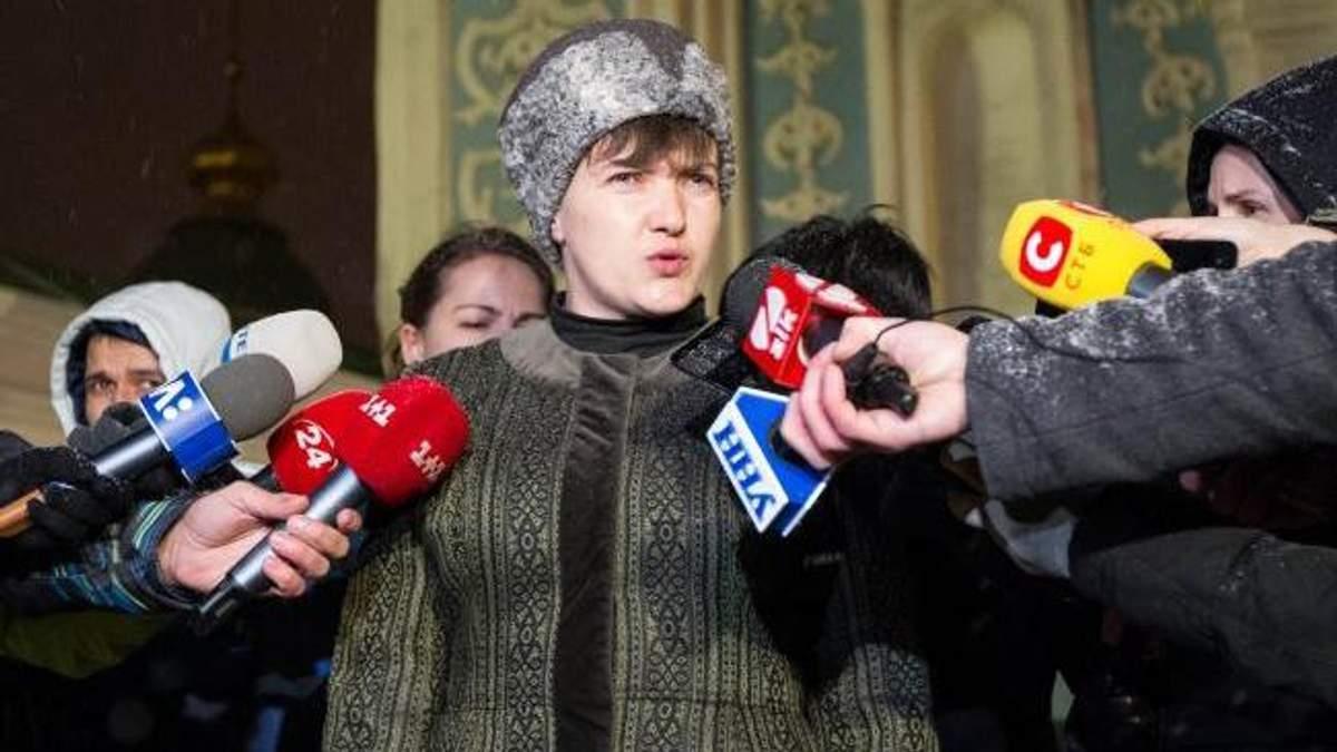 Гончаренко обнародовал пророссийский факт о Савченко
