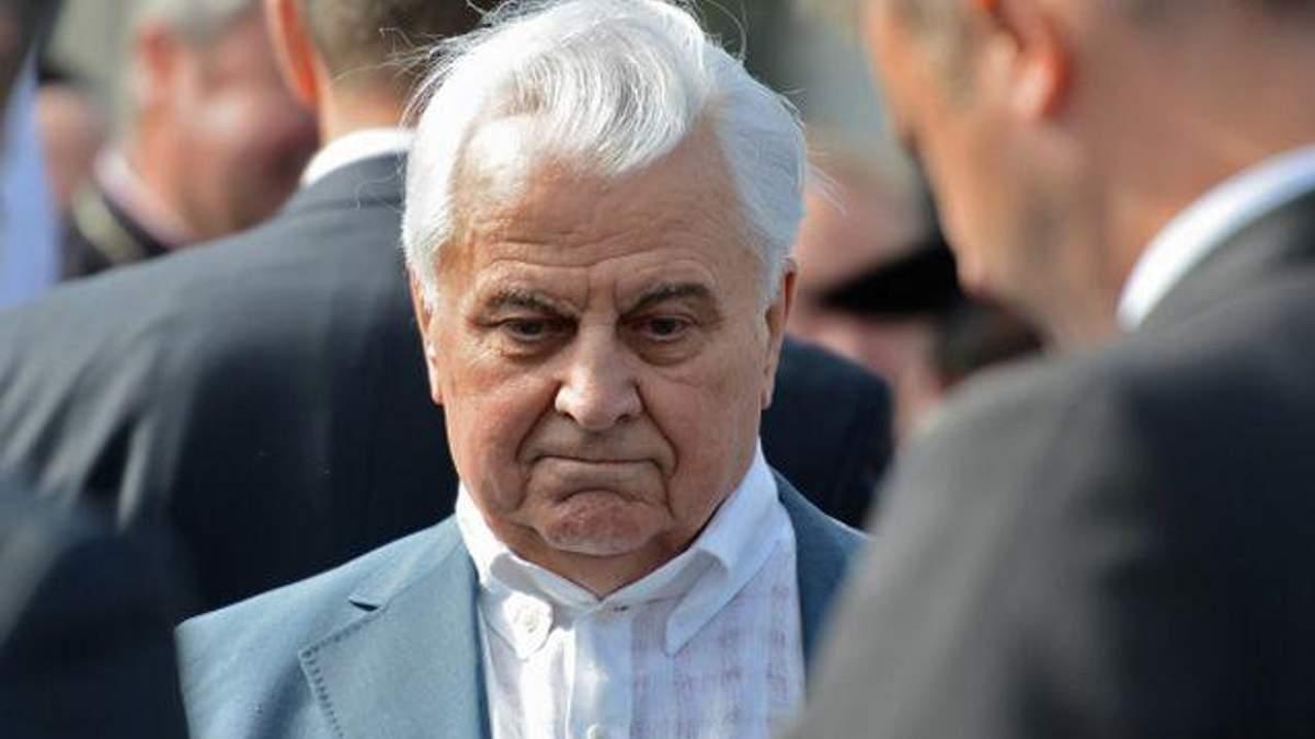 Крым был обречен, – Кравчук