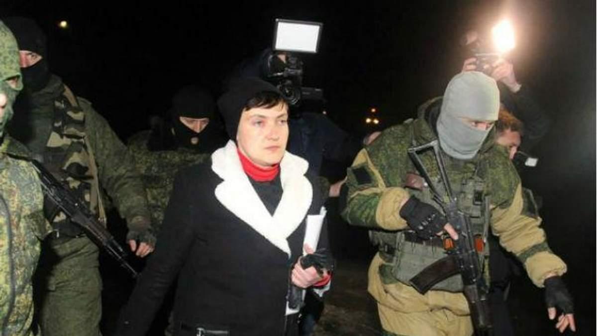 """Савченко не хоче називати бойовиків """"сепаратистами"""""""