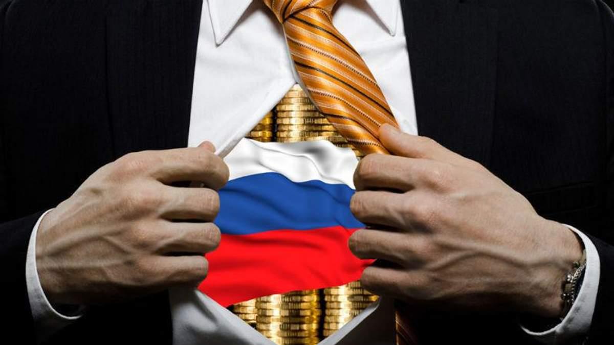 Російські інвестиції в українській економіці