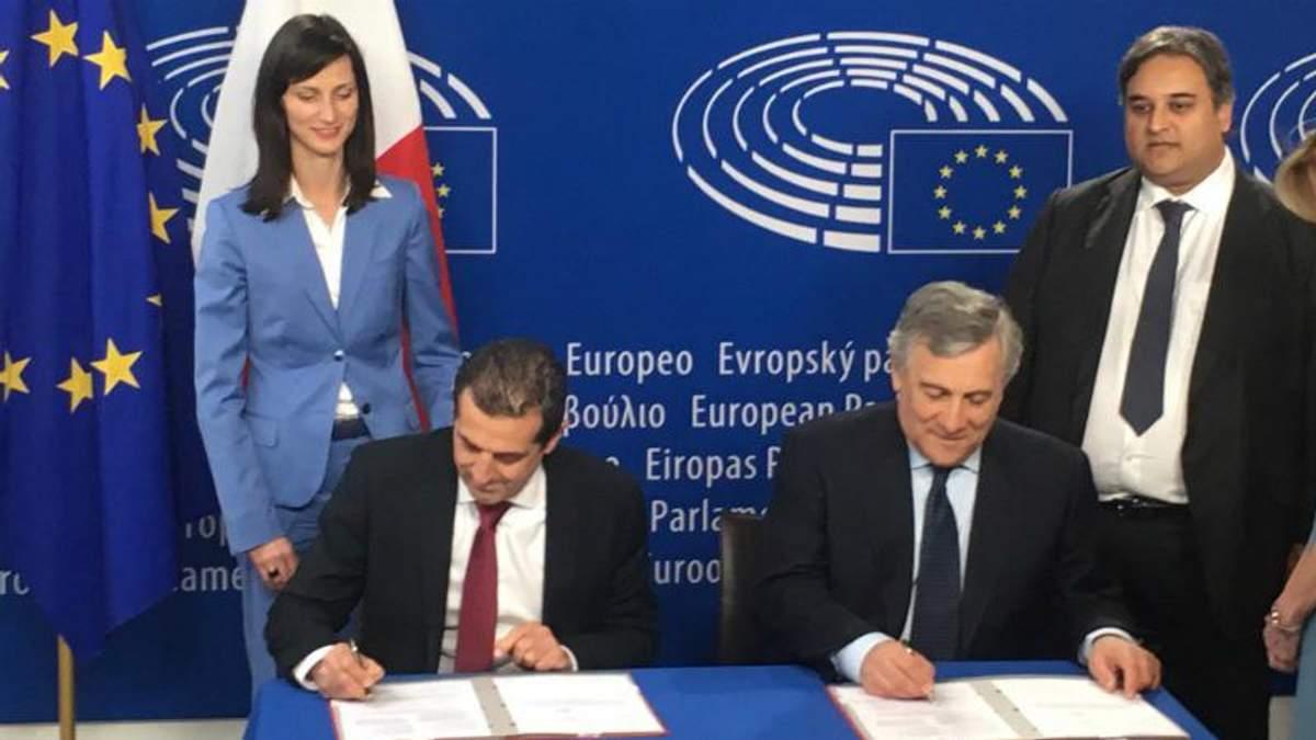 ЕС официально дал безвиз Грузии: опубликованы исторические фото
