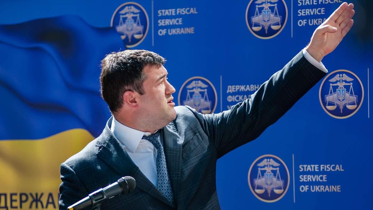 В САП рассказали, какой ущерб нанес государству Насиров