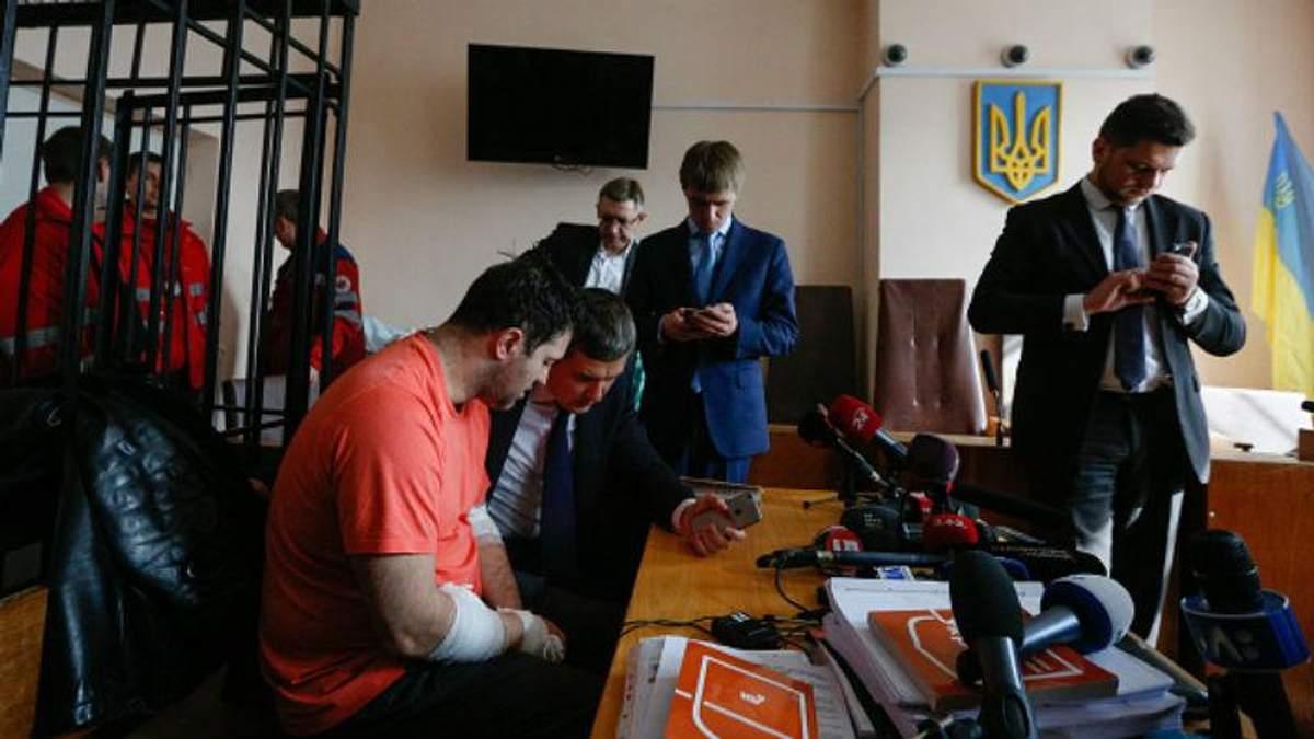 Адвокаты Насирова подали апелляцию