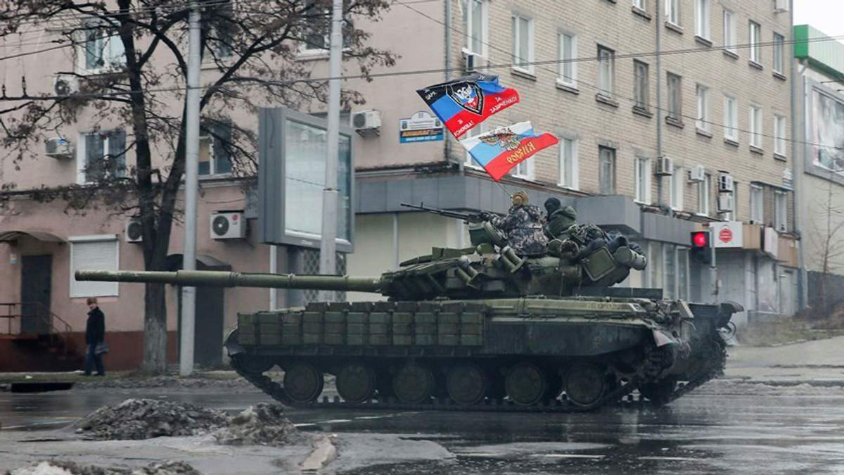 Місія ОБСЄ виявила танки та гаубиці бойовиків на лінії розведення сил