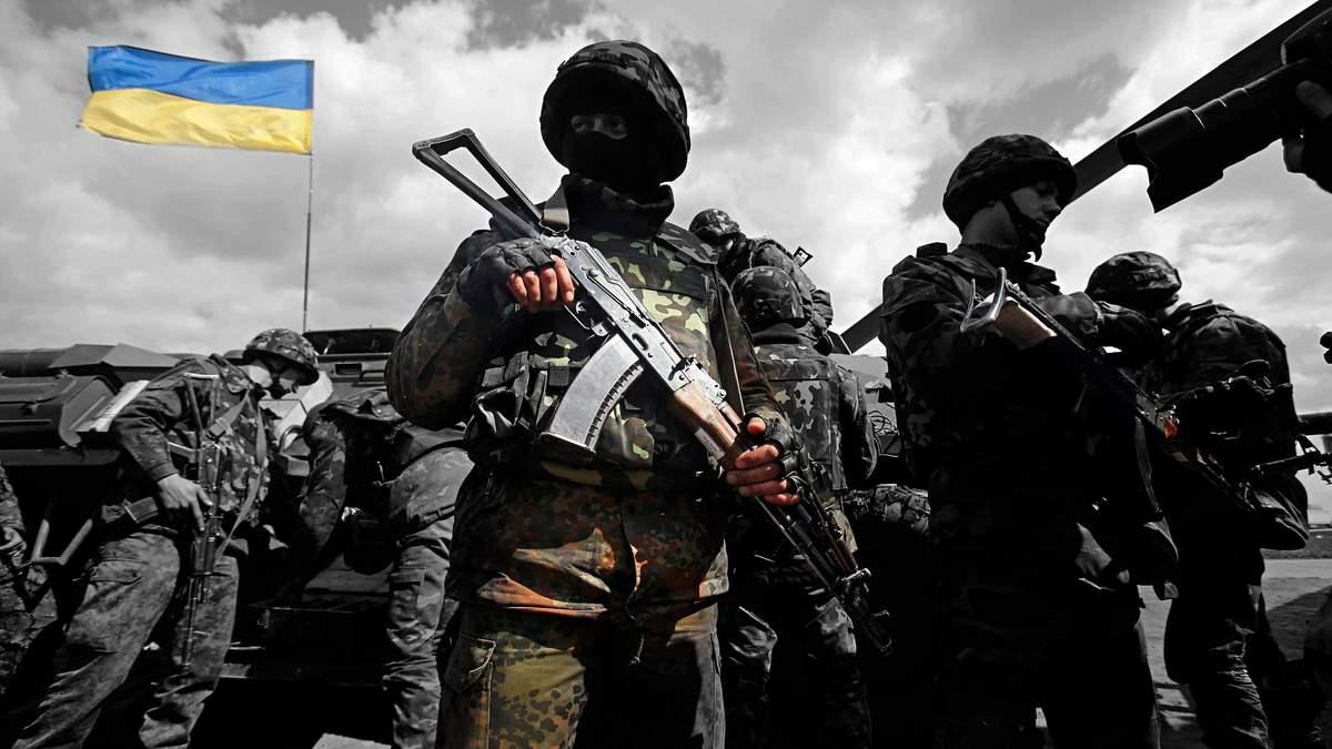 Військові на передовій виявили групу снайперів, одного з яких знищено
