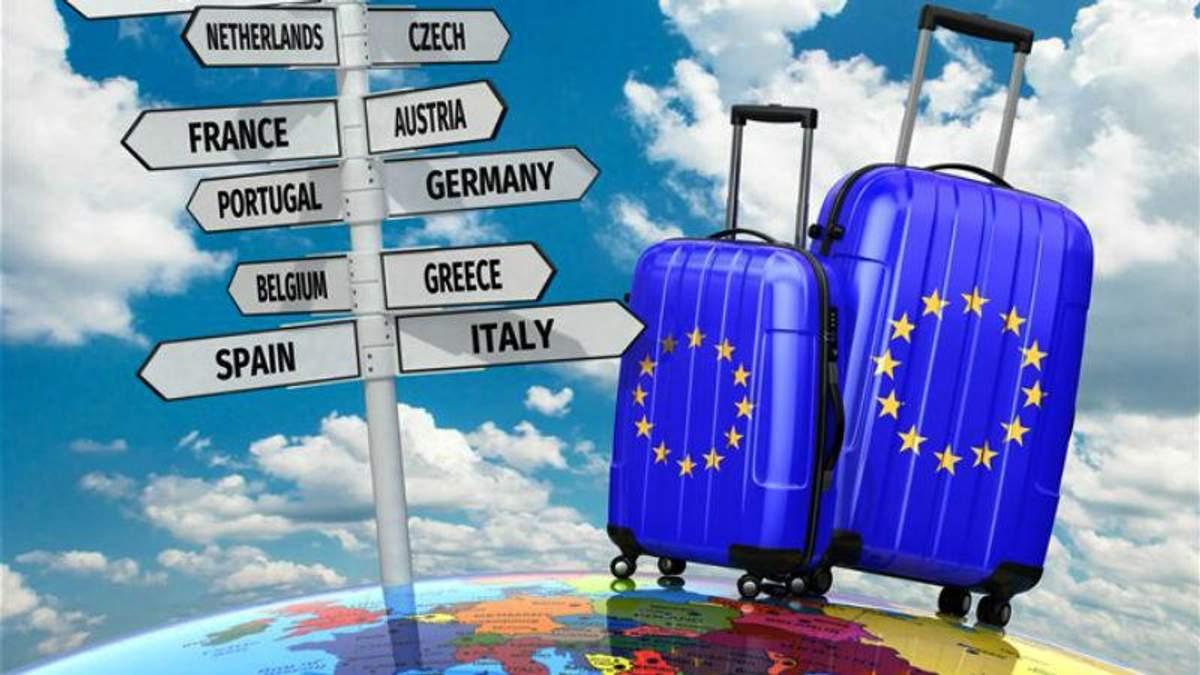 Посол ЕС озвучил дату, когда окончательно заработает безвиз