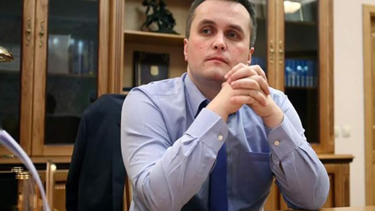 Против Насирова есть достаточно доказательств, – Холодницкий