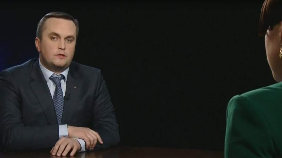 Голова САП розповів нові цікаві деталі про підозру Насірову